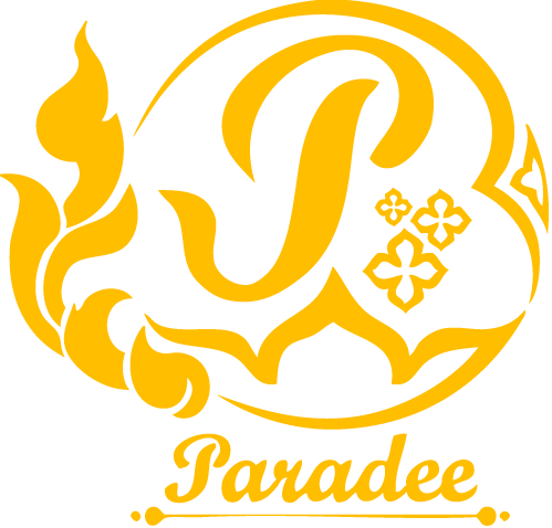 Logo Paradee Thaimassage